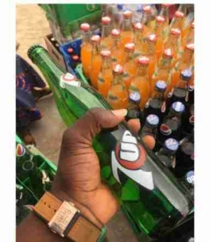 What Do You Think About The Shape Of The New 50cl 7up Bottle? (Photos)